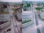 Grenchen : avant et après