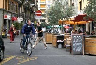 Genève, Plainpalais, rue Leschot