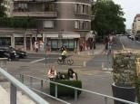 Pont des Délices, Genève : Le dispositif est favorable au togethering