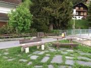 Rigi Kaltbad (LU) : Des bancs placés côte-à-côte favorisent les échanges