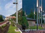L'ancienne voie ferrée du Furka-Oberalp