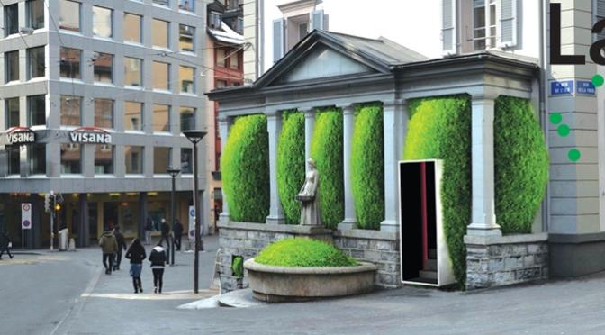 Lausanne Jardins 2014