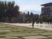 De vastes espaces publics