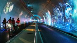 FRANCE-TRANSPORT-TUNNEL-ENVIRONMENT
